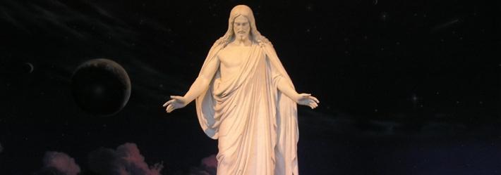 Statue av Jesus Kristus